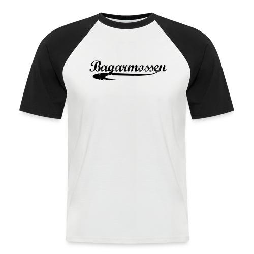 Bagarmossen - Kortärmad basebolltröja herr