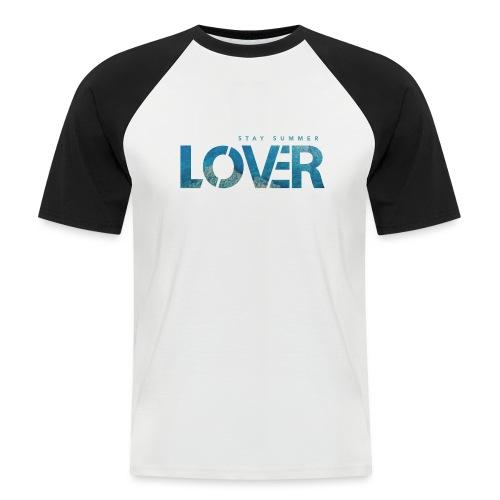 Stay Summer Lover - Maglia da baseball a manica corta da uomo