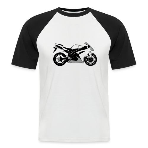 R1 07-on V2 - Men's Baseball T-Shirt