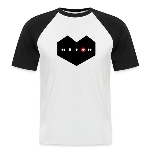 logo in schön Kopie png - Männer Baseball-T-Shirt