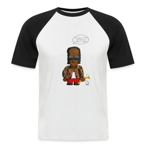 Miles Davis - Männer Baseball-T-Shirt
