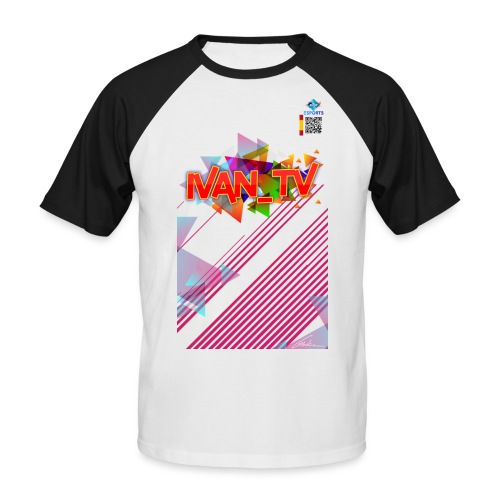 eRa E-Sport | IVAN_TV [SP] - Männer Baseball-T-Shirt