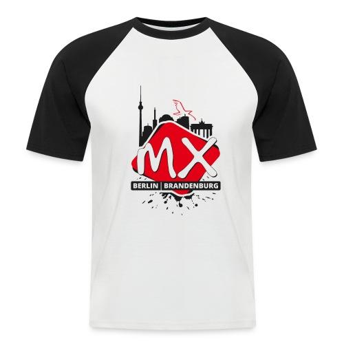 mxbb - Männer Baseball-T-Shirt