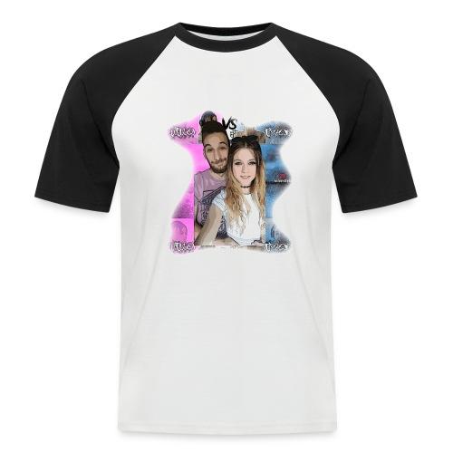 Tina VS Ivan - Men's Baseball T-Shirt