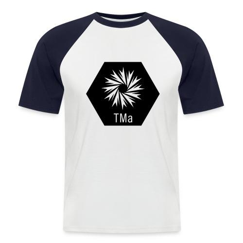 TMa - Miesten lyhythihainen baseballpaita