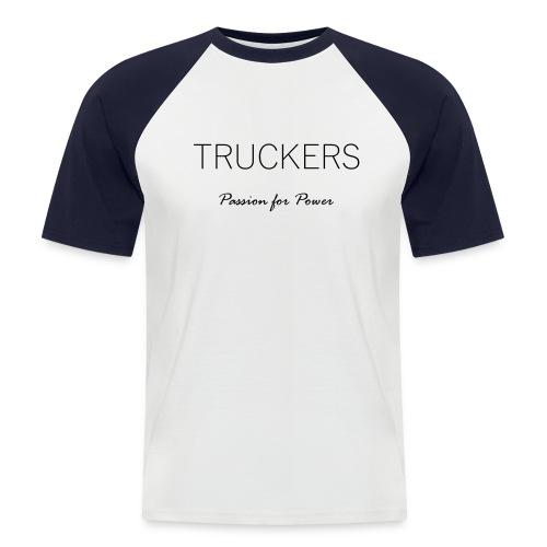 Passion for Power - Men's Baseball T-Shirt