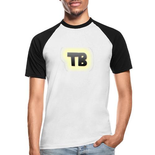 thibaut bruyneel kledij - Mannen baseballshirt korte mouw