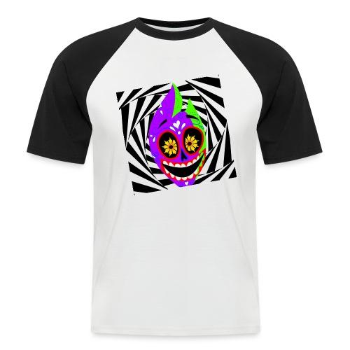 Halloween - Männer Baseball-T-Shirt