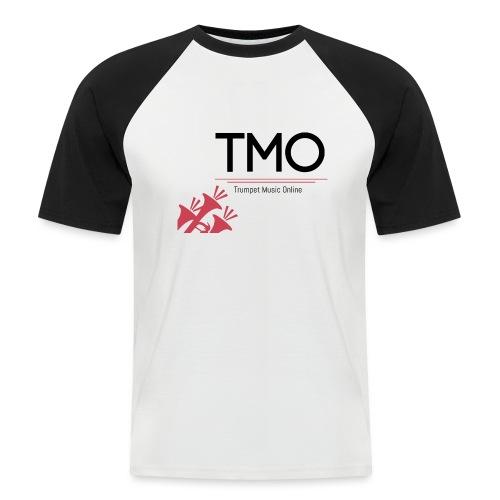 TMO Logo - Men's Baseball T-Shirt
