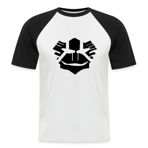 Prime Face - Männer Baseball-T-Shirt