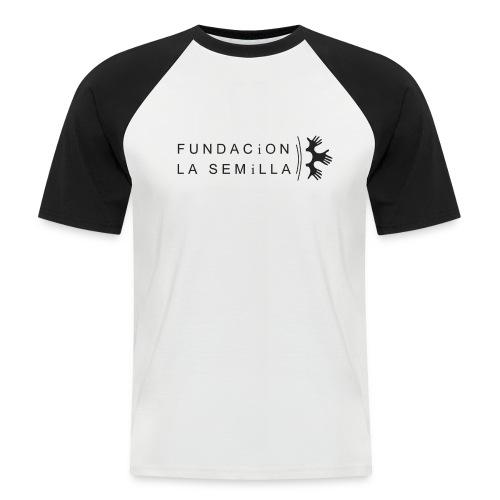 semilla - Camiseta béisbol manga corta hombre