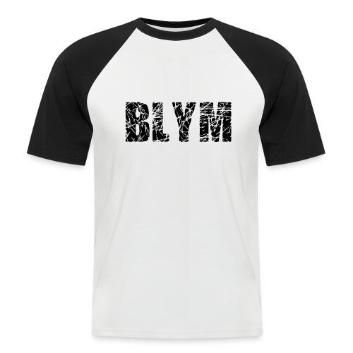 blym logo - T-shirt baseball manches courtes Homme