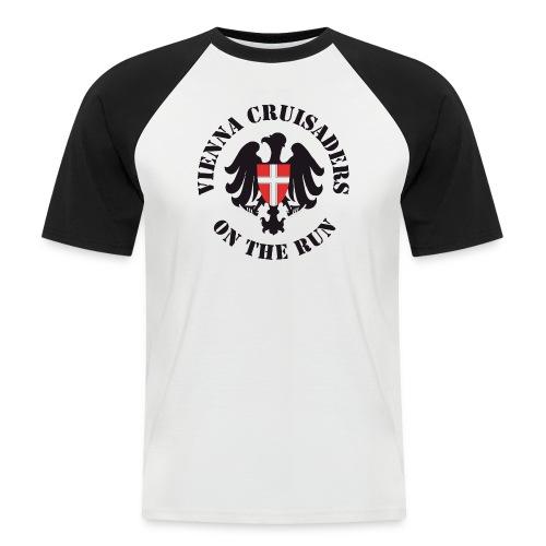 cruisaders - Männer Baseball-T-Shirt