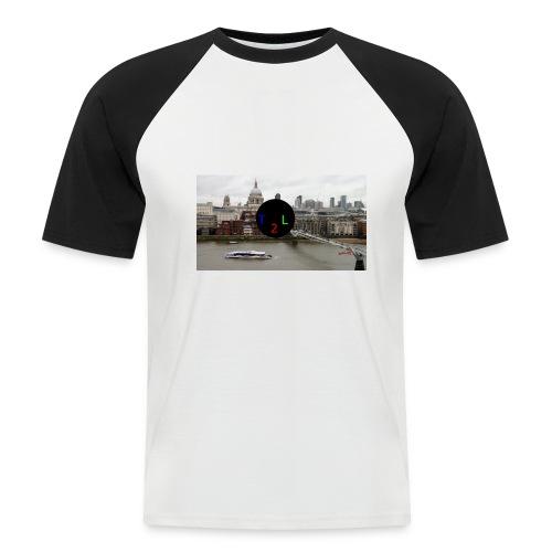 T2L Disign - Männer Baseball-T-Shirt