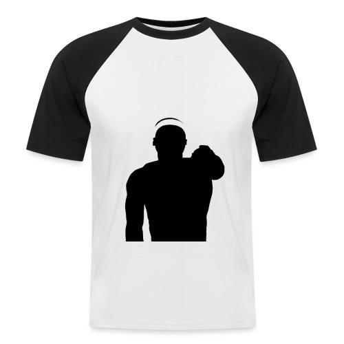 Go Go Go Go Go Go - Mannen baseballshirt korte mouw
