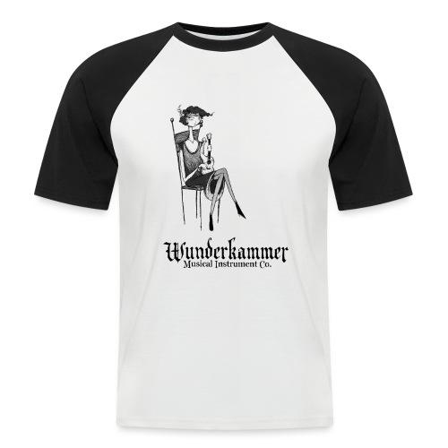 Ada Logo - Men's Baseball T-Shirt