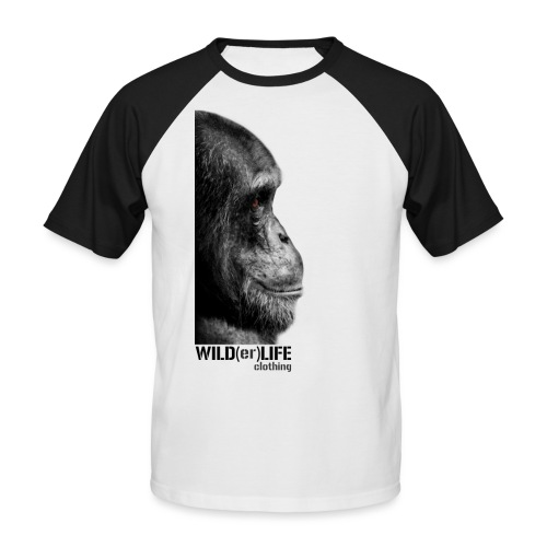 Soul Chimp - Men's Baseball T-Shirt