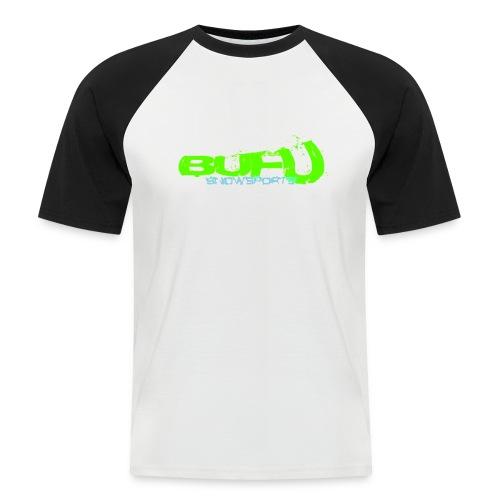shirtlogo - Männer Baseball-T-Shirt