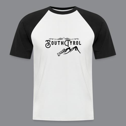 SouthTyrol Design - Männer Baseball-T-Shirt