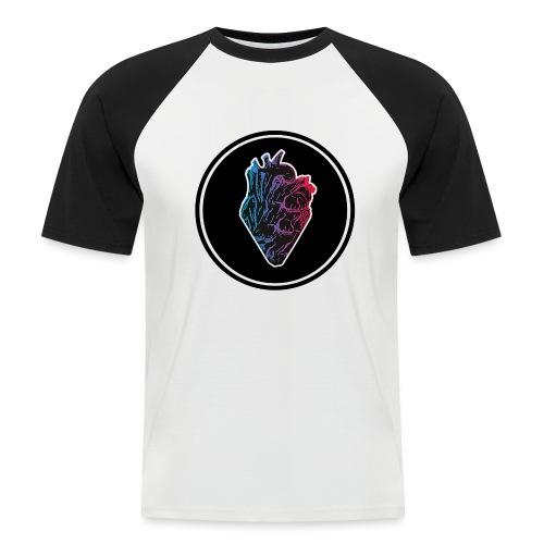 Pulsation Shirt - Männer Baseball-T-Shirt