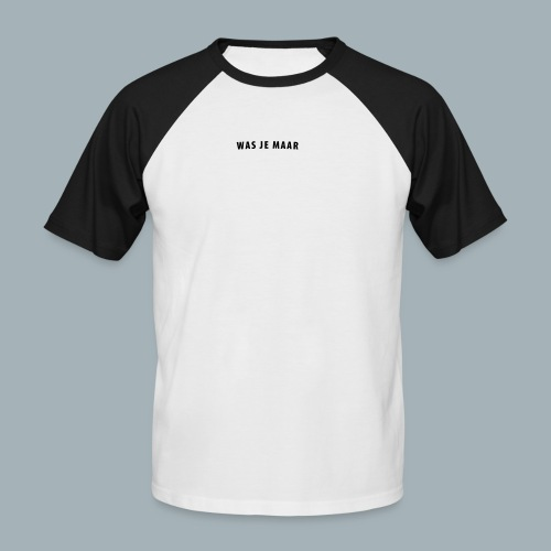 Bier Premium T-shirt - Mannen baseballshirt korte mouw