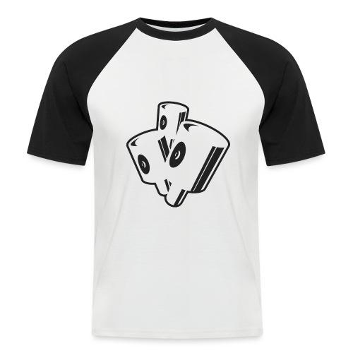 New Yorker Fat Caps - Kortærmet herre-baseballshirt