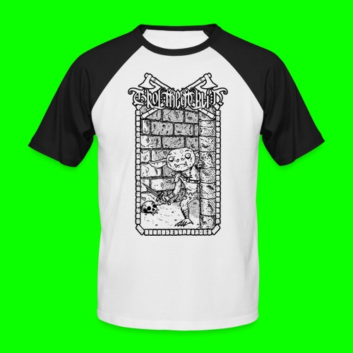 Return to the Dungeon - Men's Baseball T-Shirt