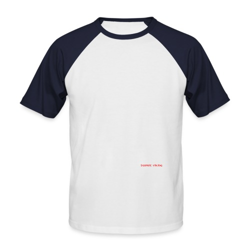 insoumisHyperboréen - T-shirt baseball manches courtes Homme