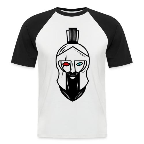 Warrior (plain) - Men's Baseball T-Shirt