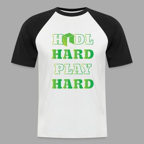hhphNEO - Koszulka bejsbolowa męska