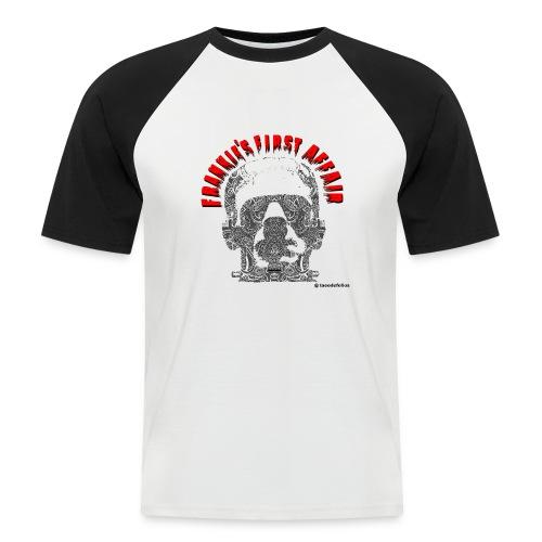 Frankiefirstaffair_2 - Camiseta béisbol manga corta hombre