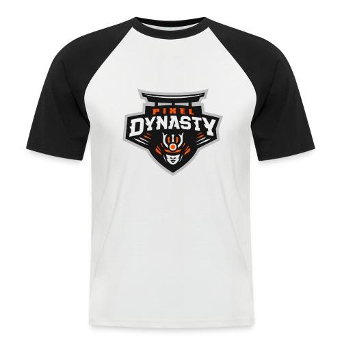 logo transparent - Men's Baseball T-Shirt