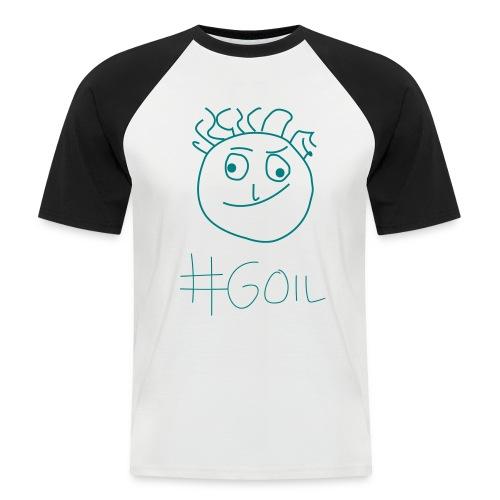 #Goil - Männer Baseball-T-Shirt