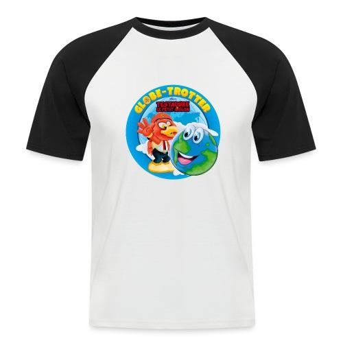 001 TESTADURE TSHIRT par Ollivier - T-shirt baseball manches courtes Homme
