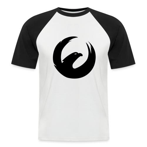 LOGO HAWK Vector - T-shirt baseball manches courtes Homme