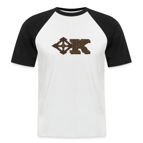 Kenya Airways Logo - Men's Baseball T-Shirt