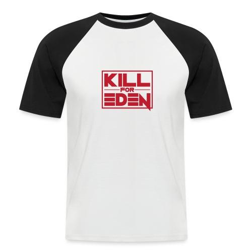 Women's Shoulder-Free Tank Top - Men's Baseball T-Shirt