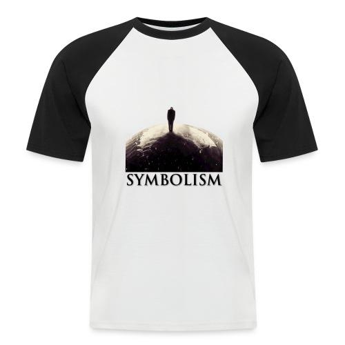 Symbolism Limited Design - Men's Baseball T-Shirt
