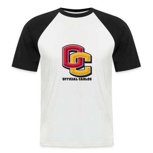CARLOS STYLEZ - Männer Baseball-T-Shirt