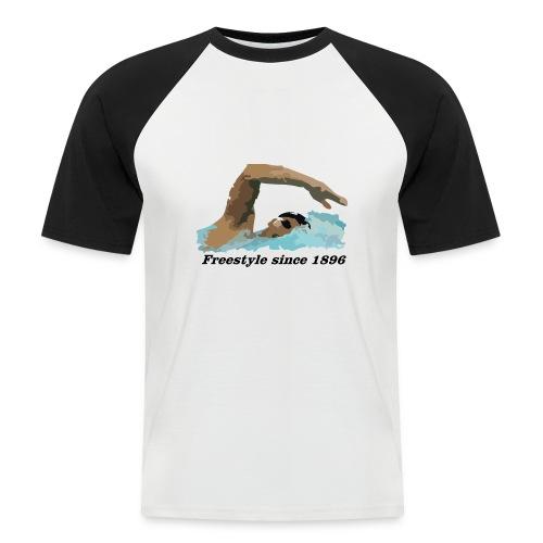 Freestyle - Koszulka bejsbolowa męska