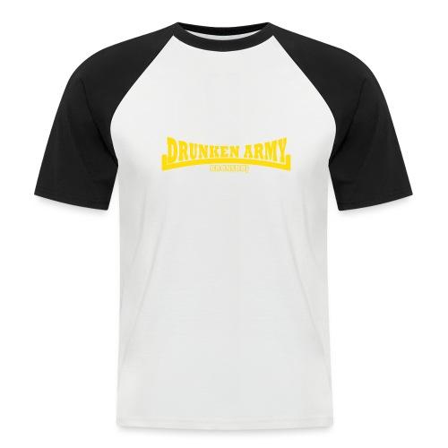 BDA Classic - Kortærmet herre-baseballshirt