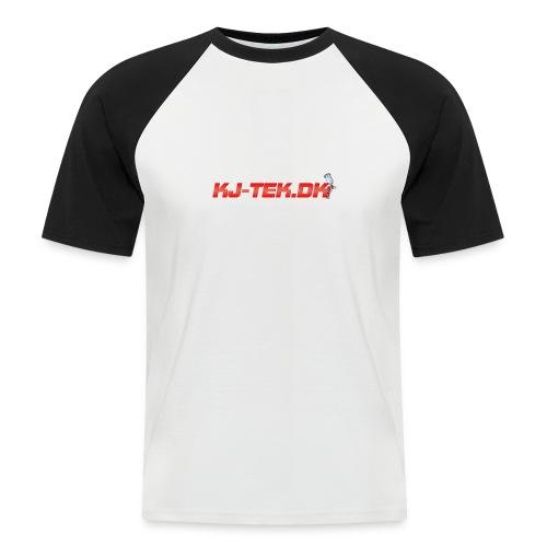 shirtlogo png - Kortærmet herre-baseballshirt