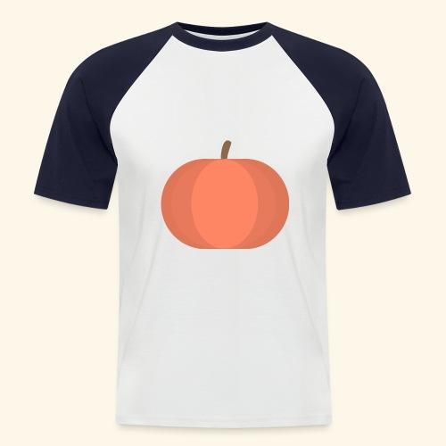 Pumpkin - T-shirt baseball manches courtes Homme