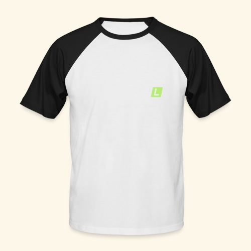 drive center logo - Männer Baseball-T-Shirt