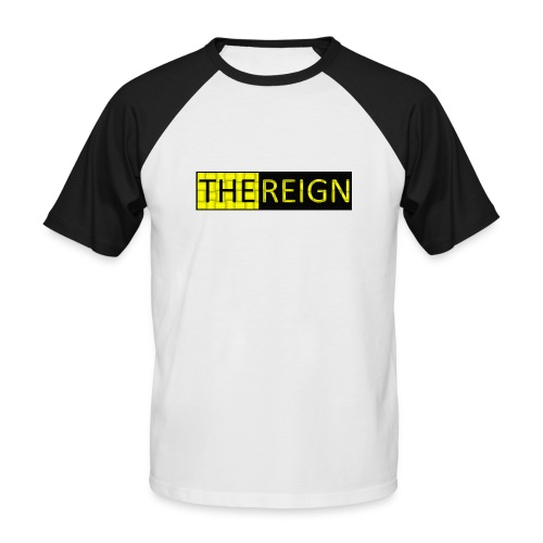 theREIGN Logowear - Men's Baseball T-Shirt