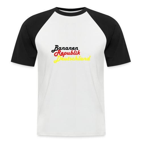 BRD #1 - Männer Baseball-T-Shirt