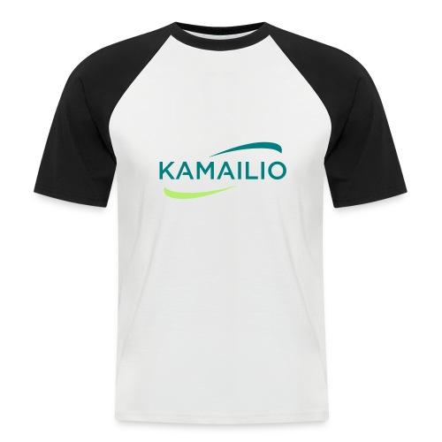 Kamailio - Men's Baseball T-Shirt
