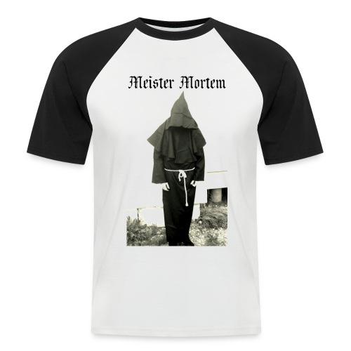 Die schwarzen Priester - Männer Baseball-T-Shirt