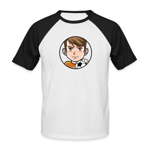 X$ GAMER - T-shirt baseball manches courtes Homme