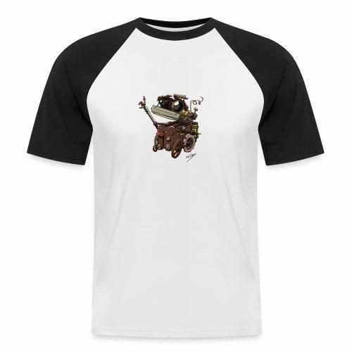 Bout 2 Robot - Men's Baseball T-Shirt